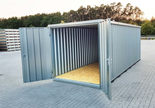 Schnellbaucontainer-Materialcontainer 20 Fuss