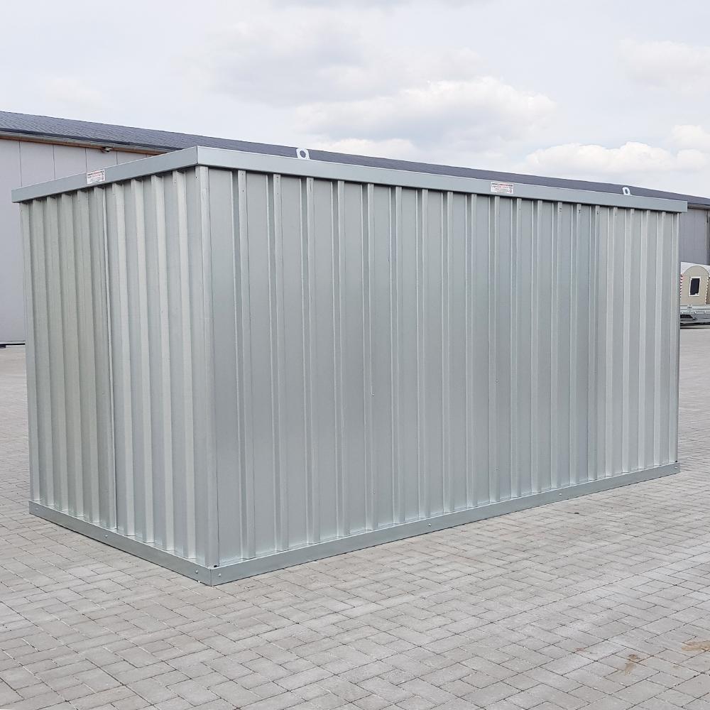 4m-Baucontainer