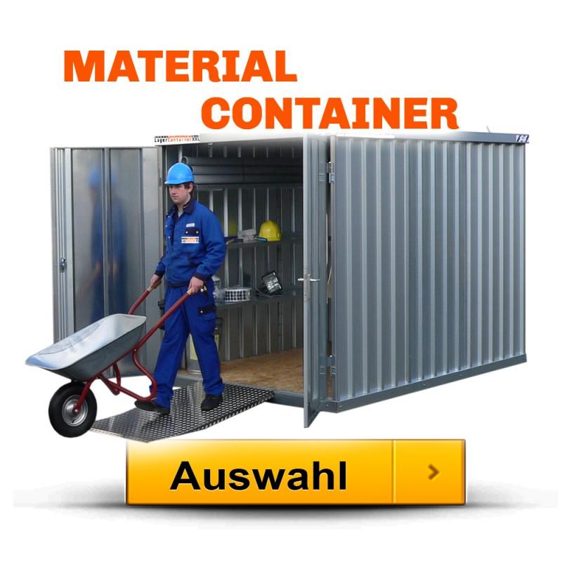 Schnellbaucontainer & Materialcontainer Von LagercontainerXXL