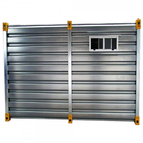 Lagercontainer Fenster klein 300 x 577 mm