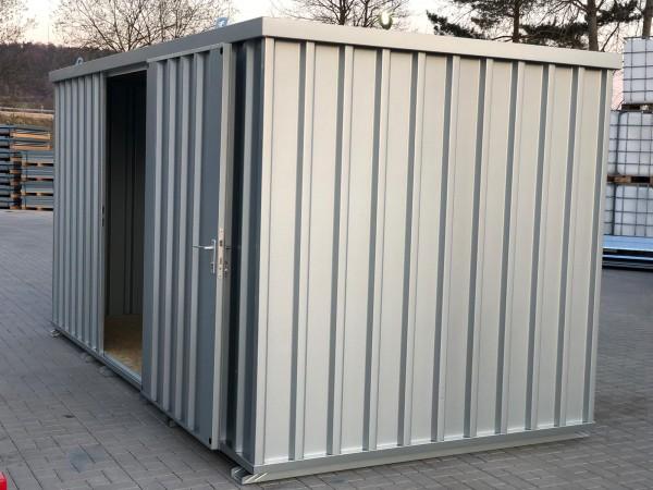 Container made in Deutschland - 10 Jahre Garantie