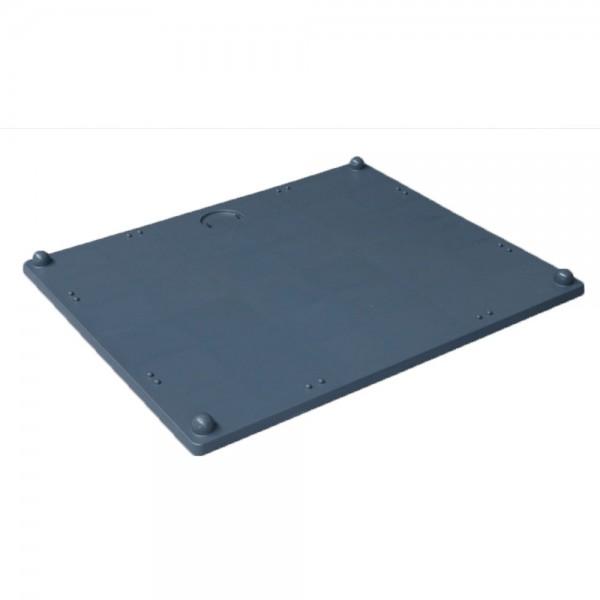 Deckel für Palettenbox Kunststoff