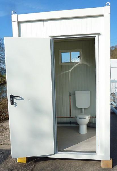 Sanitärcontainer - Mini WC - Nutzung von einer Person